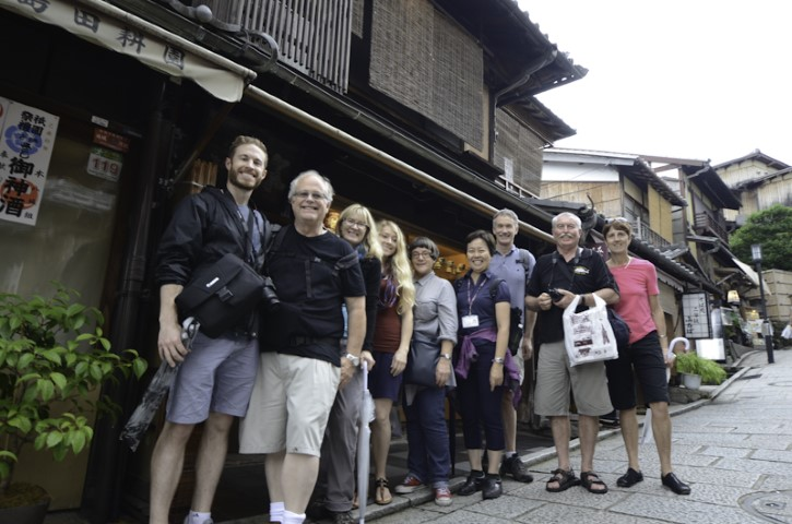 Magome group picture