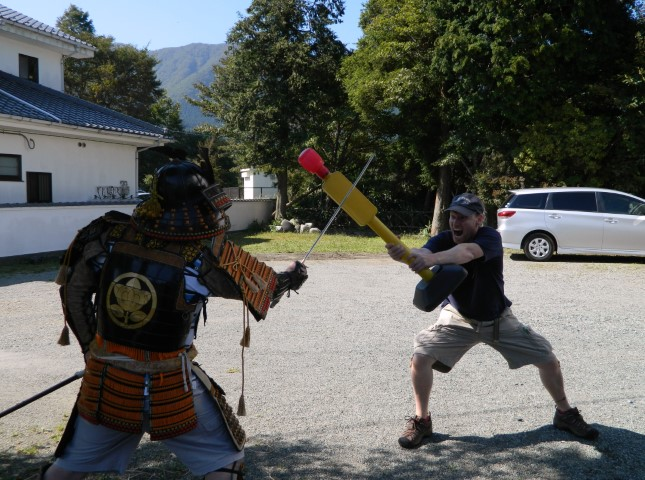 Samurai Warriors, Hakone