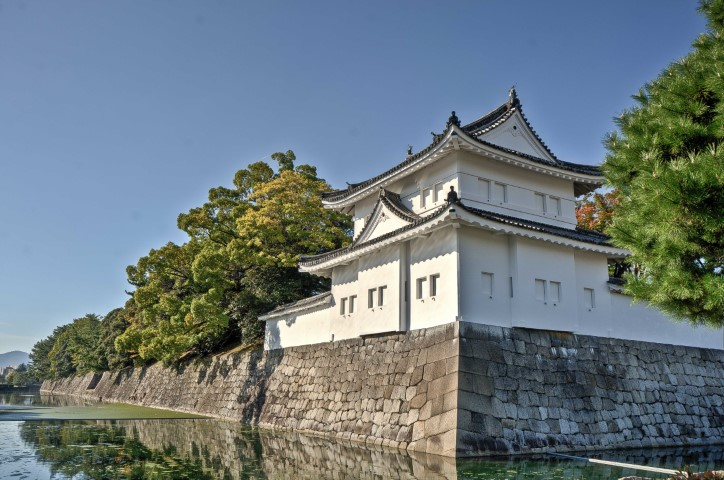 Nijo Castle Guard Tower